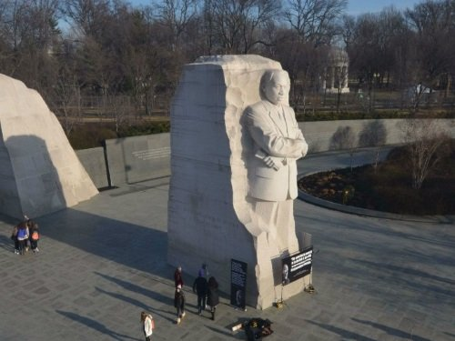 Martin Luther King Jr. Memorial, Washington D.C. live cam