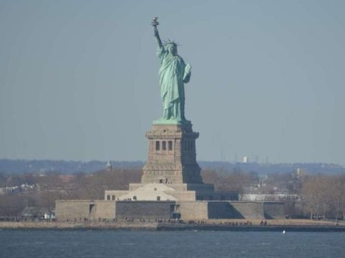 Statue of Liberty, New York live cam