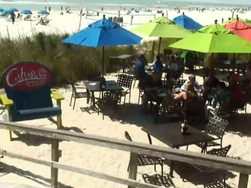 Fort Myers Beach Bar, Florida live cam