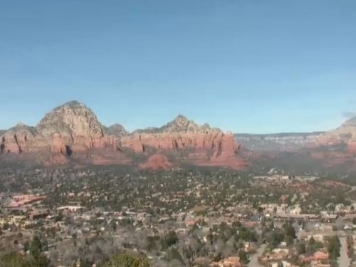 Red Rock, Sedona live cam