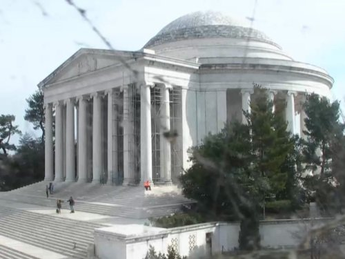 Thomas Jefferson Memorial, Washington D.C. live cam