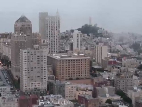 San Francisco Downtown live cam