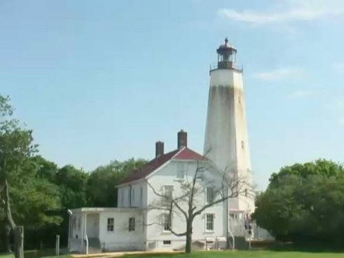 Sandy Hook Lighthouse, New Jersey live cam