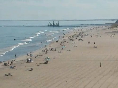 Hampton Beach, New Hampshire live cam