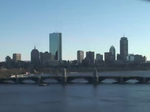Boston Skyline live cam