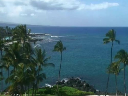 Waikoloa Beach, Hawaii live cam