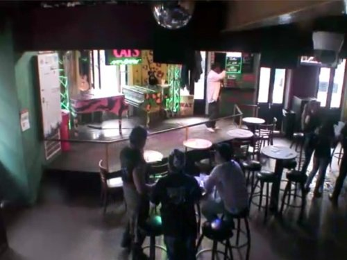 Cats Meow Karaoke Bar, New Orleans live cam