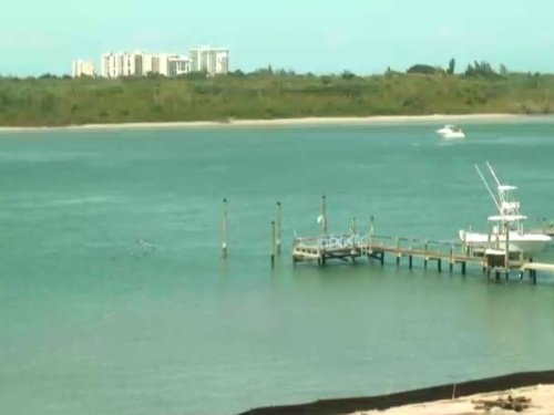 Indian River Lagoon, Fort Pierce live cam