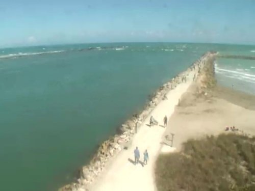 Fort Pierce Inlet live cam
