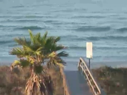 Sunset Beach, Treasure Island live cam