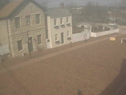 Mark Twain Boyhood Home, Hannibal live cam