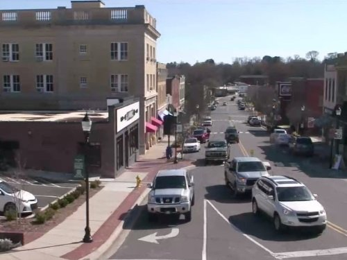 Belmont Downtown live cam