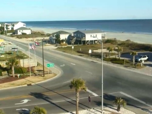 Holden Beach, North Carolina live cam