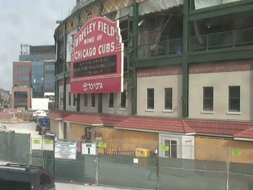 Wrigley Field, Chicago live cam