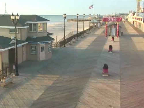 Seaside Heights Boardwalk South live cam