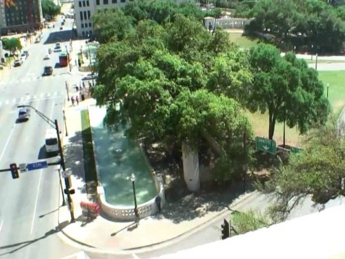 Dealey Plaza, Dallas live cam