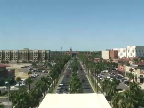 McAllen Convention Center, Texas live cam
