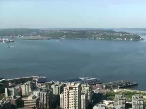 Seattle Panorama live cam
