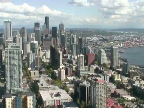 Seattle Downtown live cam