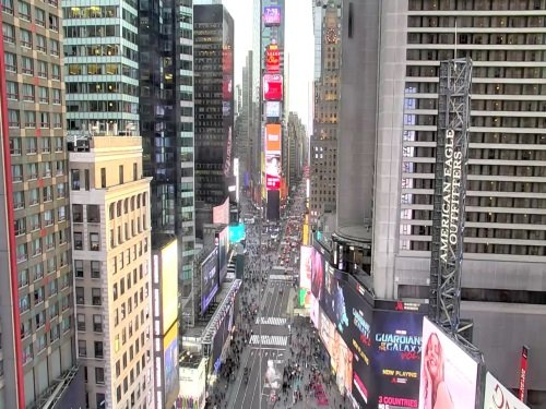 Broadway South, New York live cam