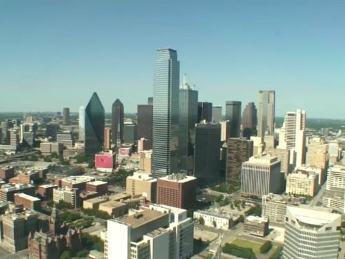 Reunion Tower, Dallas live cam
