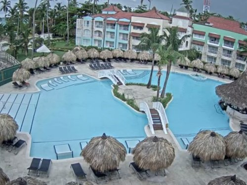 Grand Palladium Resort, Punta Cana live cam
