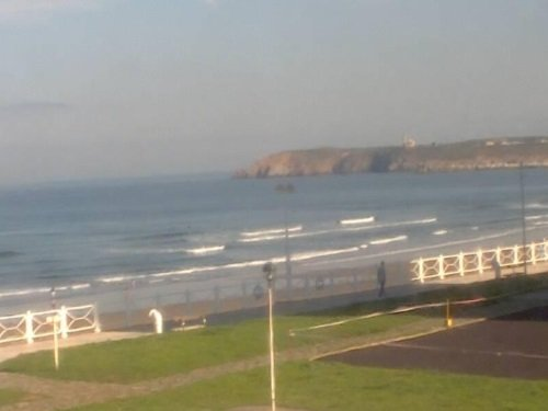 Playa de Salinas, Espartal Sport Center live cam