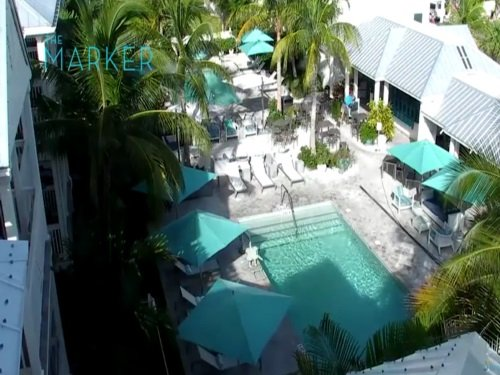 The Marker Resort, Key West live cam