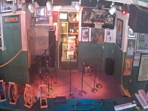 Green Parrot Stage, Key West live cam