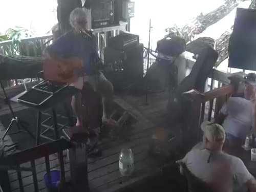 Hog's Breath Saloon Stage, Key West live cam