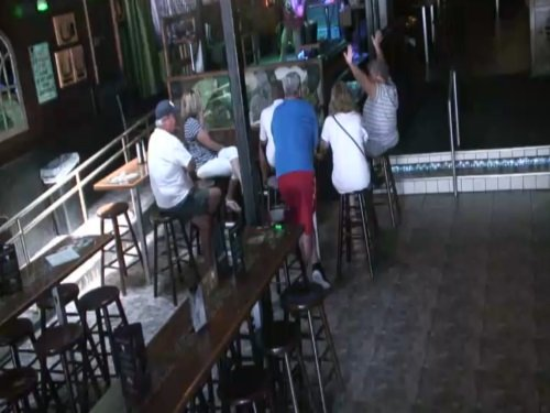 Irish Kevin's Bar, Key West live cam