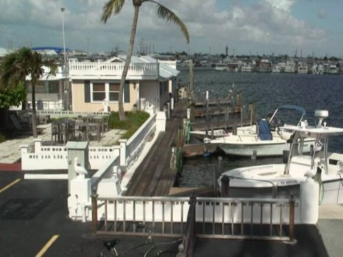 Harborside Motel & Marina, Key West live cam